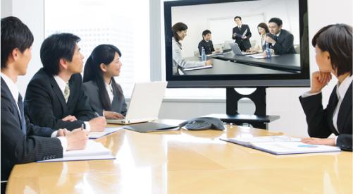 テレビ会議の中国語通訳