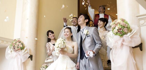 結婚式の中国語通訳