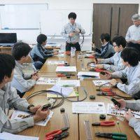 技術研修の中国語通訳